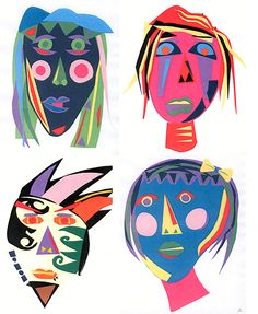 Art Lesson Plans | AdelleArt Lesson Plans Cute elementary portrait idea Google search link only