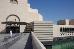 Doha   Museum of Islamic Art. view on Fb https://www.facebook.com/SinbadsQatarPocketGuide  credit: pirano Bob R