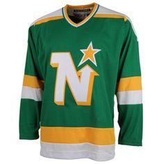 Minnesota North Stars vintage jersey
