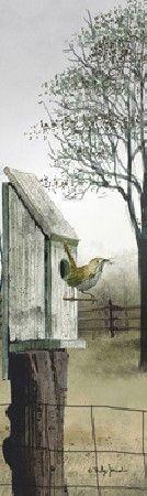 Wren by artist Billy Jacobs