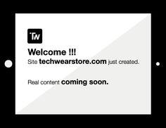 Los complementos tecnológicos más chic al precio más cool. Prepárate para un nuevo concepto de tienda. Podrás descubrir, tocar y probar todos nuestros productos www.techwearstore.com