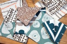 reversible cloth napkins