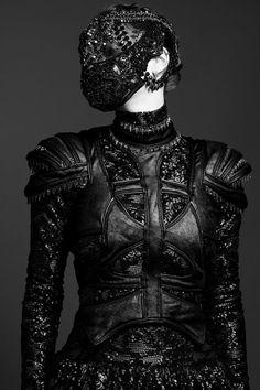 Ludovic Winterstan Robe Tablier, Design De Mode, Stylisme, Gothique,  Artiste, Haute ac419f9ace66
