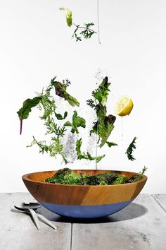 The Lost Art of the Salad: How to Keep It Simple and Classic