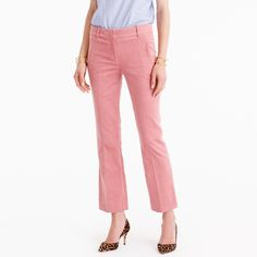 Tall Sammie pant in corduroy