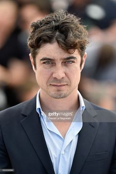Riccardo Scamarcio attends the 'Percile Il Nero' Photocall during the 69th annual Cannes Film Festival at the Palais des Festivals on May 19, 2016 in Cannes, France.