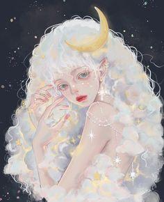Cartoon Kunst, Cartoon Art, Kunst Inspo, Art Inspo, Fantasy Kunst, Fantasy Art, Art And Illustration, Fantasy Character Design, Character Art