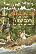 Lesson plan idea for every magic tree house book.