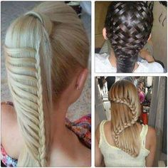 Who loves these hairstyles??