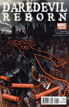 Daredevil: Reborn # 1 by Jock