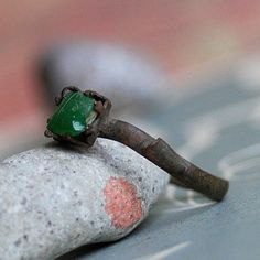 who used to wear this antique ring...  size 9... by CoolVintage, $23.50