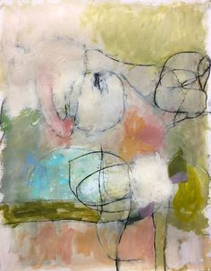 """Judy Wise 24x15"""" on paper """"Quicksilver"""""""