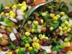 Black Bean And Corn Salad - Spicy Mexican Salad Side Dish Recipe - Food.com