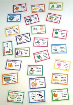 Nyla's Crafty Teaching: Countable and Uncountable Nouns - How Much vs. How Many
