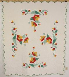 Poppies Kit Quilt
