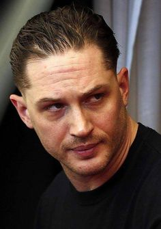 Tom Hardy... Sex....that's all I can think right now...S E X and how he oozes it!