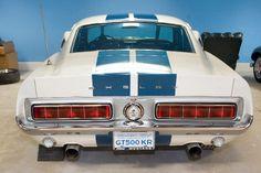 1968 Shelby Mustang - 500GTKR