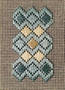 A place to share my needlepoint and connect with other stitchers. Broderie Bargello, Bargello Needlepoint, Needlepoint Stitches, Needlepoint Canvases, Needlework, Plastic Canvas Stitches, Plastic Canvas Tissue Boxes, Plastic Canvas Crafts, Plastic Canvas Patterns