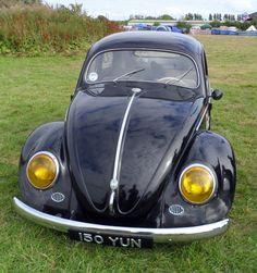 Untouched 1957 VW Beetle - Stunning