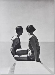 "George Hoyningen-Huene: ""Divers"", 1930."