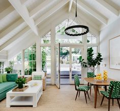 Contemporary Sunroom by Eche Martinez