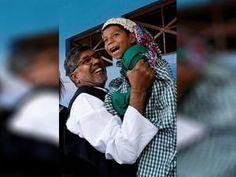 Kailash Satyarthi in Boquete, Panama