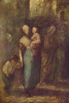 Daumier Honoré  ArtExperienceNYC   www.artexperiencenyc.com