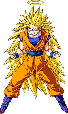 #Goku Super Saiyajin 3 #Dragonballz #anime