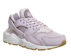 Buy Bleached Lilac Bleached Lilac W Nike Air Huarache from OFFICE.co.uk.