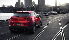 2016 Mazda CX-3 (Image credit: Mazda) 2016 Mazda CX-3 Poised To Stand Out In Crowd Of Compact SUVs