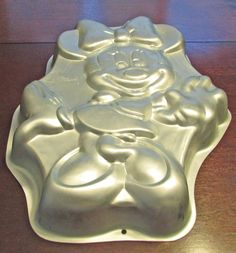 Wilton 1998 Disney Full Body Minnie Mouse Cake Pan # 2105-3602 Bake &  Decorate Birthday Party Celebration DIY 2 Layer Cake Mix by Fraservalleyjewels on Etsy