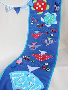 Sensory Baby PlaymatMontessori Busy Blanket Montessori
