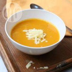 Carrot and parsnip soup @ allrecipes.co.uk