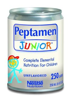 Peptamen Junior Strawberry/250/250 ml/Case of 24
