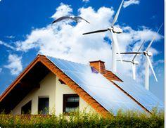 personal wind turbine generators....  http://www.alekogreenenergy.com/