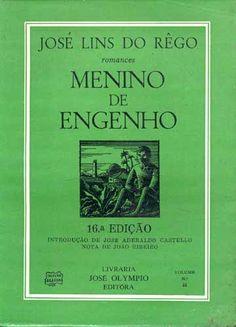 Menino do Engenho - José Lins do Rego - José Olympio