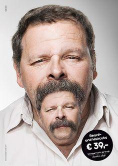 Image Hair Group: Hairbeard    Advertising Agency: Euro RSCG Duesseldorf…
