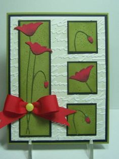 IC347 Poppies by jandjccc - Cards and Paper Crafts at Splitcoaststampers