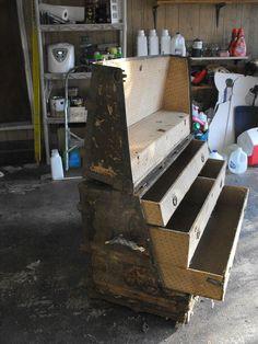 Antique Vintage Steamer Trunk INVENTORY SALE Price REDUCED