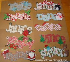 Hi everyone, I don't remember who it was that created these tags on my Design Space Facebook group, but it was a very novel idea. She ma...