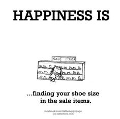 Happiness #Shoes