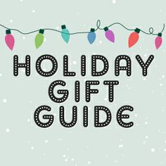 Get unique local gift ideas for everyone on your shopping list! #holidays #giftideas #chicago #gifts
