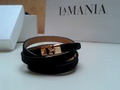 La Mania Bangles, Bracelets, Jewels, Leather, Fashion, Moda, Jewerly, Fashion Styles, Bracelet