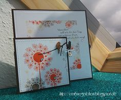 Dandelions flower stamps