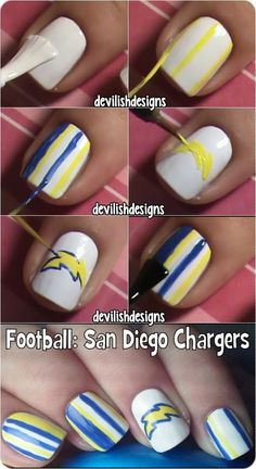 San Diego Chargers Fans Support Your Favorite Team By Heat