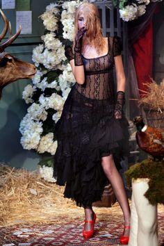 John Galliano Fall Winter 2007/8 Ready-to-Wear