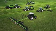 Field conditions, compaction concerns drive use of tracks on machinery As farmers add acres to their oper-ations and battle Mother Nature, their equipment an