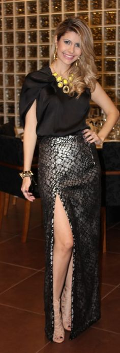 sexy and elegant outfit #large #night #party