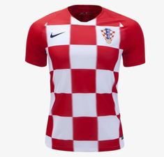 a651f508e43 Nike Croatia Home Jersey 2018 Soccer World Cup 2018, Fifa World Cup,  Tequila,