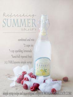 REFRESHING SUMMER TREAT